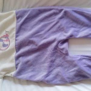 Pyjamas 6 mois