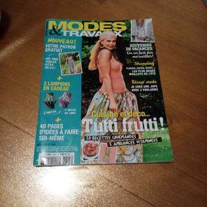 Magazine mode et travaux