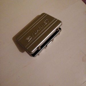 Micro valise carte de visite