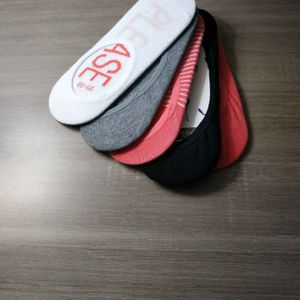 Chaussettes invisibles neuves taille 35/38