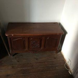 Lit meuble