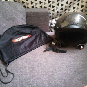 Casque moto/scooter