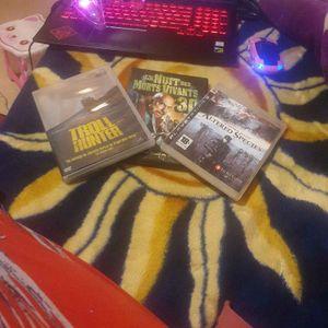 DVD et jeu Ps3