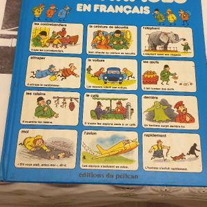 Livre de phrase en français pour enfants