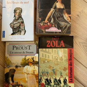 livres classiques