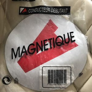 Disque A magnétique