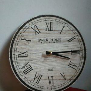 Horloge neuve