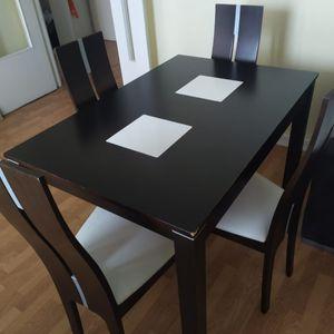 Table en bois