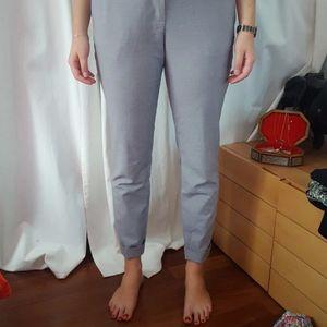 Pantalon gris taille M
