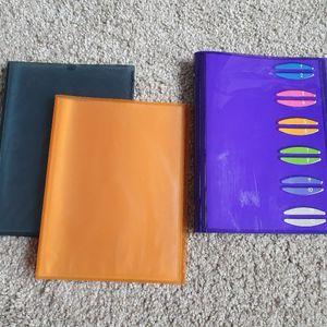 Pochettes en plastique / organisateur papiers
