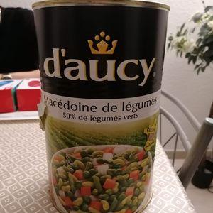 4kg de Macédoine de légume