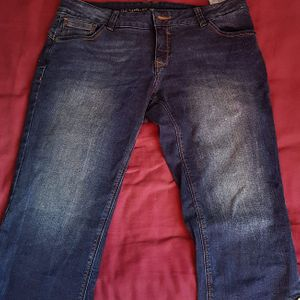 C&A jeans court stretch