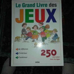 Le grand livre des Jeux