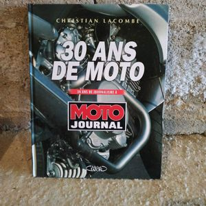 Livre moto