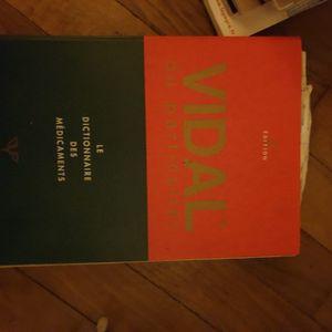 Vidal Dictionnaire médicament