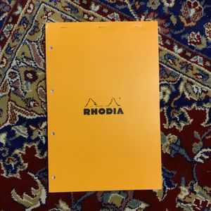 Bloc Rhodia neuf