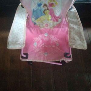 Petite chaise princesse Disney