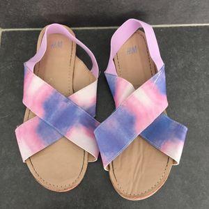 Sandales été taille 35 H&M