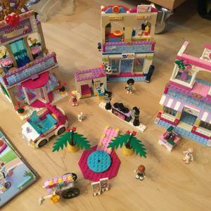 Lego Friends Centre Commercial