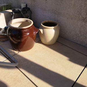 Pot jarre terre cuite
