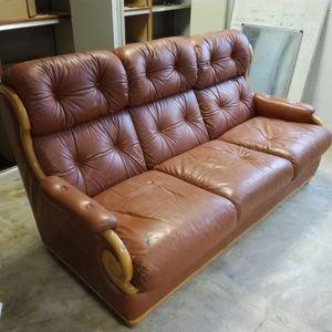 Canapé-lit vintage
