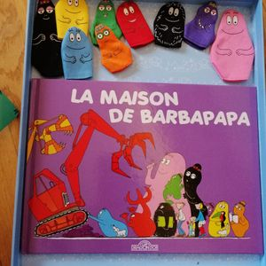 Coffret Barbapapa