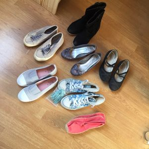 Lot chaussures taille 37