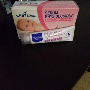 Crème serum