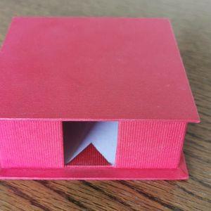 Petit boîte en papier