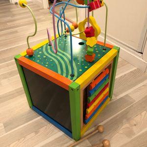 Cube d'activité