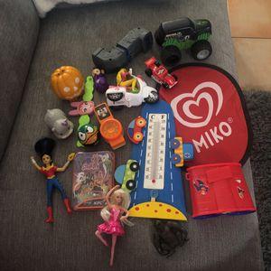 Lot divers jouets