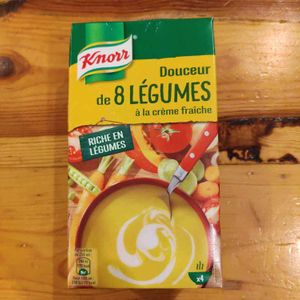 Soupe Knorr