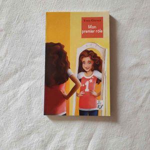 """Livre """"Mon premier rôle"""""""