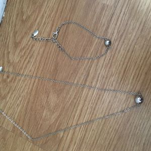 Collier+ bracelet