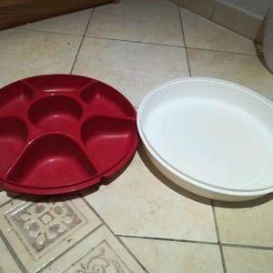 Boite Tupperware pour gâteaux apéritifs