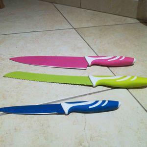 Divers couteaux