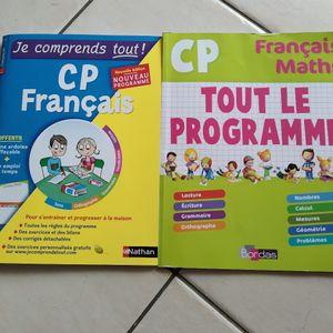 Livres programme Cp