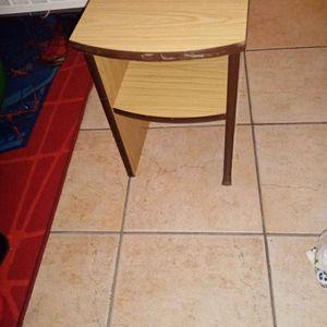 Table de chevet ×2
