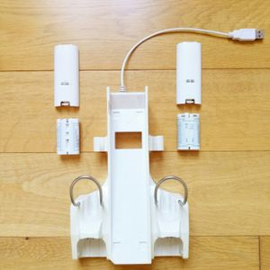 chargeur pour manette wii