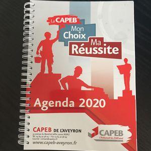 Agenda 2020 neuf
