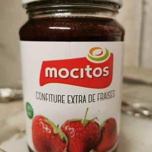 Confiture fraise