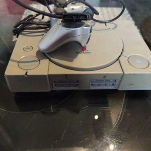 PlayStation 1( sans câble)