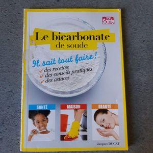 """Livre """"le bicarbonate"""""""