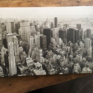 Cadre photo New York