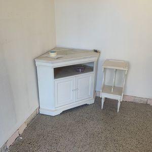 Meuble télé d'angle petit meuble