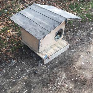 Maisonnette pour chien