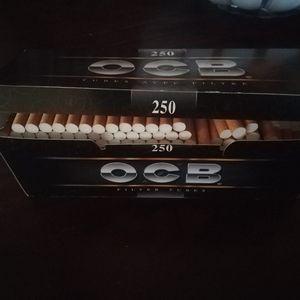 Boîte de tubes avec filtres