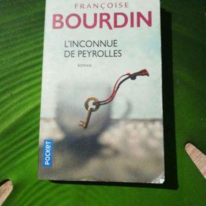 """Françoise Bourdon """"l inconnue de peyrolles"""