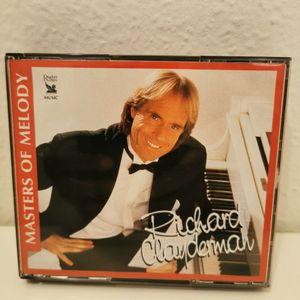 "Richard Clayderman ""Masters of Melody"" coffret 3 CD"