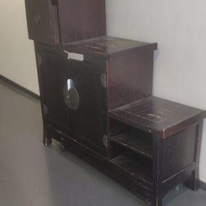 Vieux meuble chinois